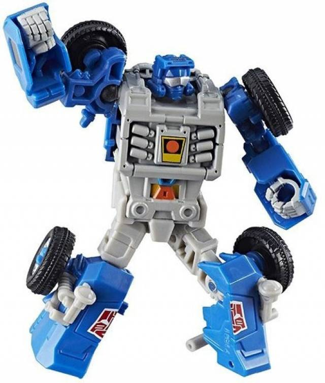 Transformers Power of the Primes Legends Wave 1 Beachcomber