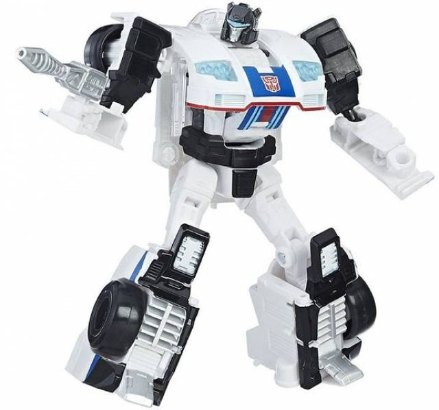 Transformers Power of the Primes - Deluxe Wave 1 - Jazz