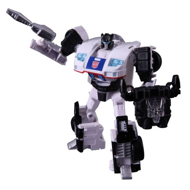 Power of Prime - Transformers - PP-07 Autobot Jazz