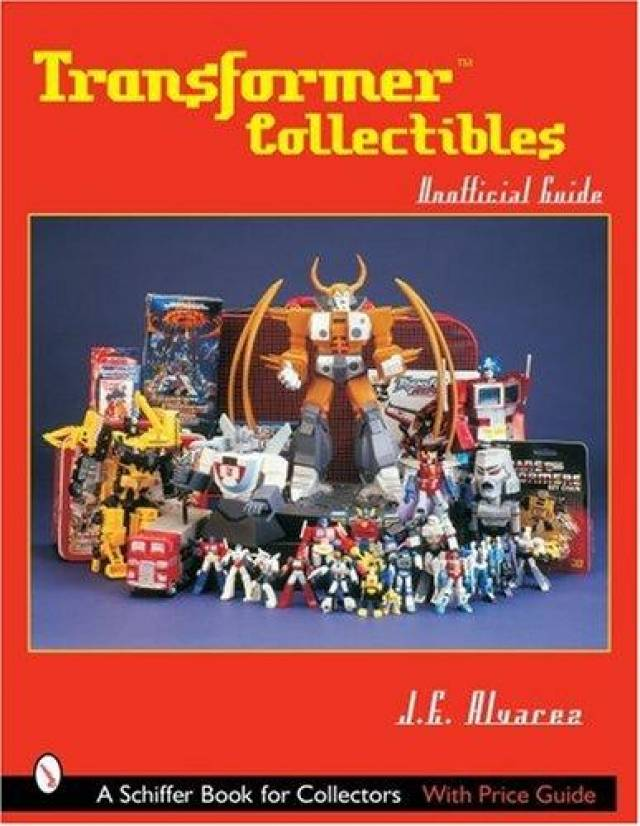Transformers Collectibles - Unofficial Guidebook