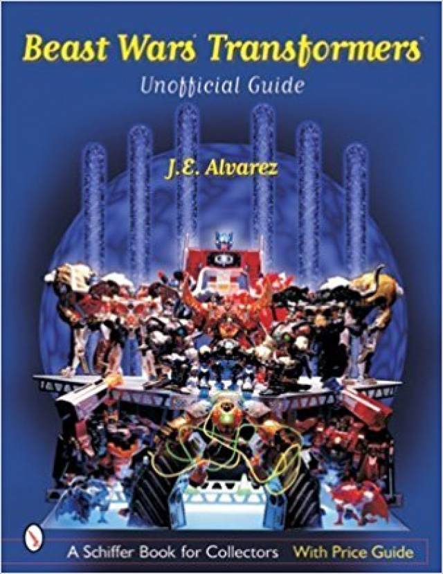 Beast Wars Transformers The Unofficial Guide