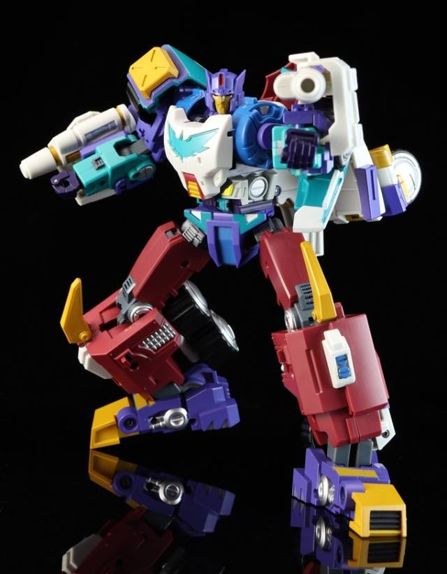 Mastermind Creations - R-33 - Collisus