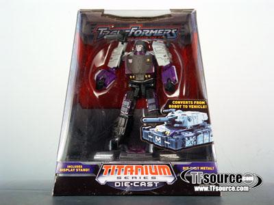 Titanium - Megatron - MISB