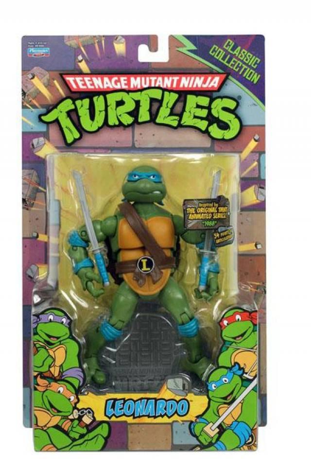 Teenage Mutant Ninja Turtles - Classic Collection - Leonardo