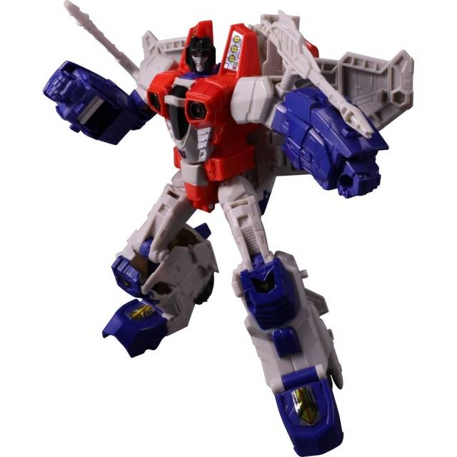 Power of Prime - Transformers - PP-19 Voyager Starscream