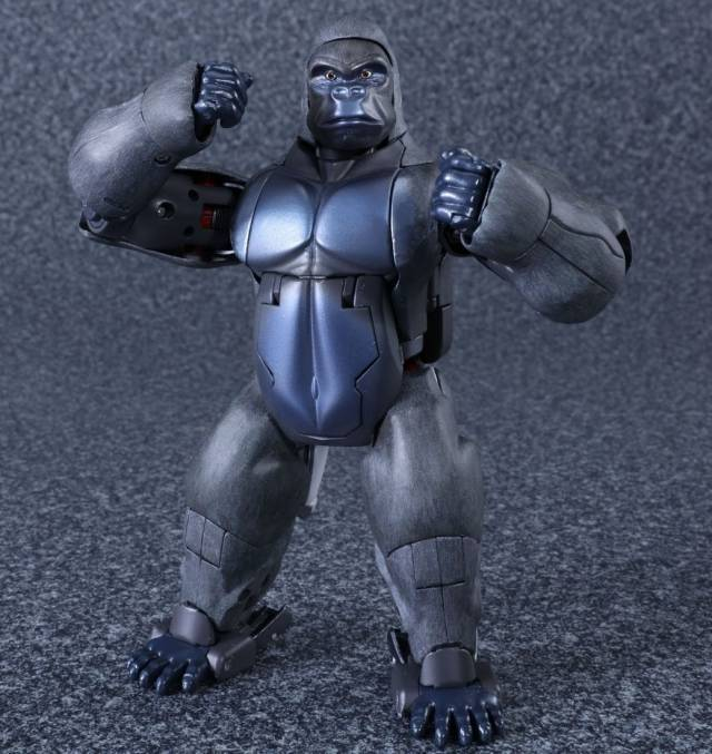 MP-32 Masterpiece Optimus Primal / Beast Convoy - MIB