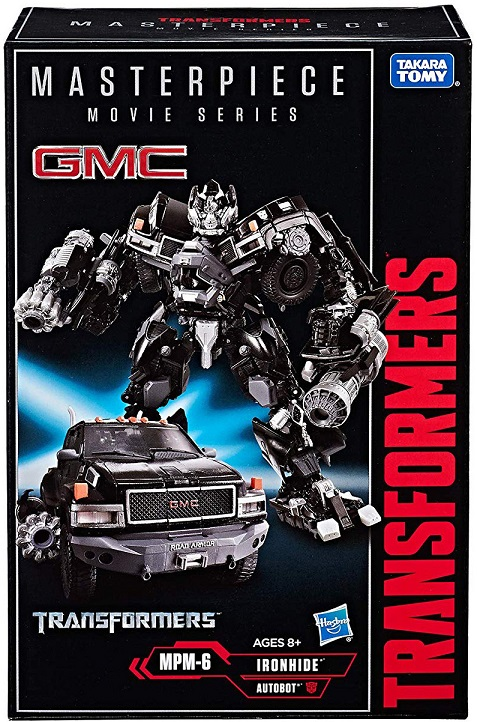 Transformers Masterpiece film série MPM-6 Ironhide Comme neuf IN BOX