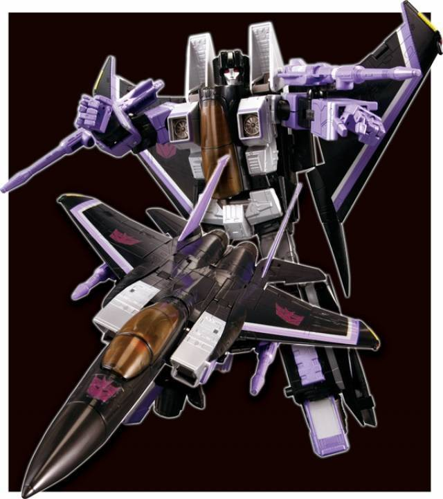 MP-11SW - Masterpiece Skywarp - MIB