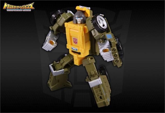 Takara TOMY Transformers Legends LG 48 Brawn /& Repugnus