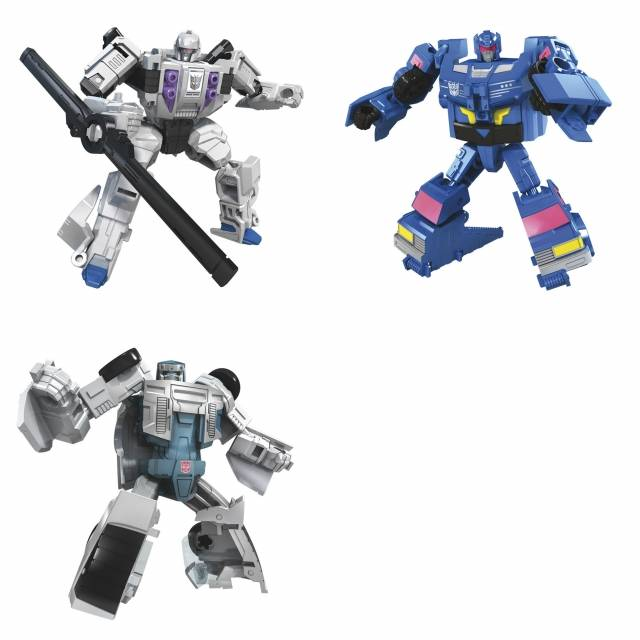 Transformers Power of the Primes - Legends Wave 2 - Set of 3