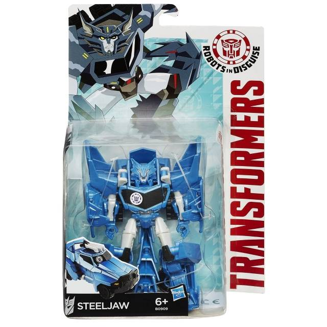 Generations - Robots In Disguise 2015 - Steeljaw - MOSC