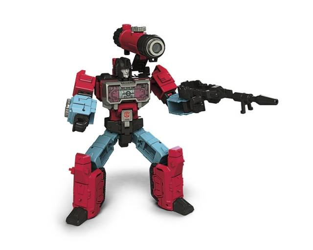Titans Return 2017 - Perceptor and Convex - MOC