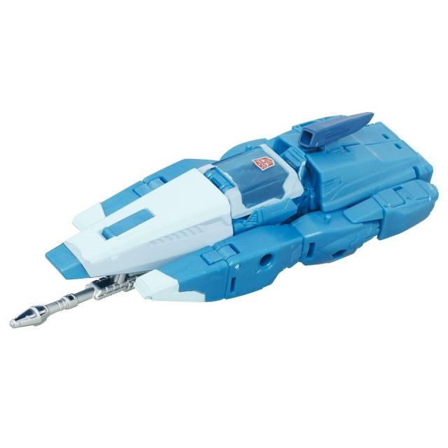 Titans Return 2016 - Deluxe Blurr - Loose 100% Complete