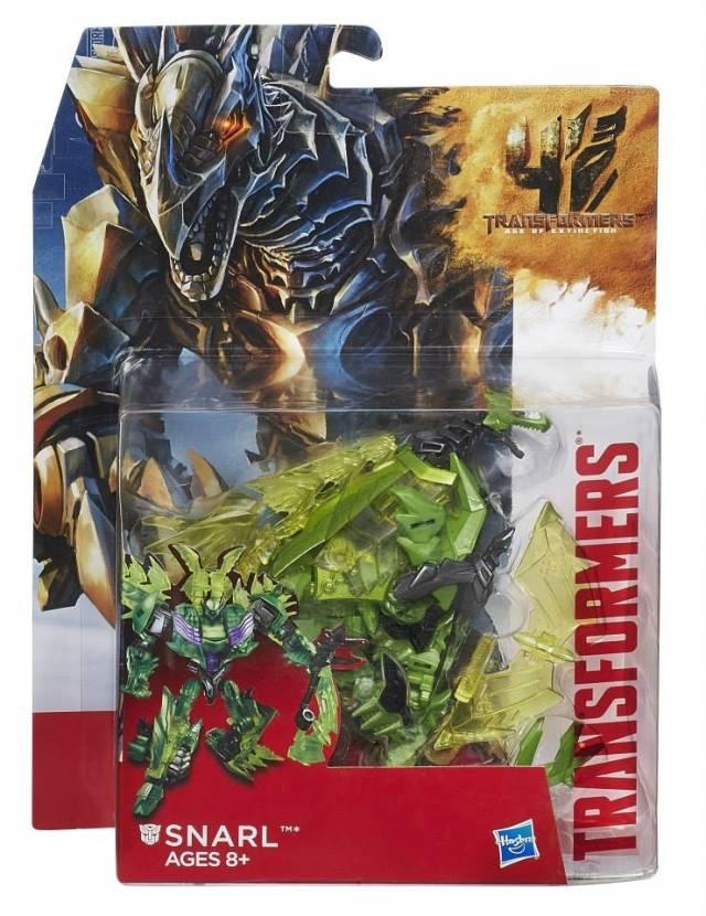 Transformers AOE - Snarl - MOSC
