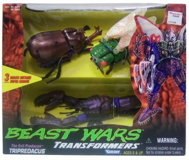 Beast Wars - Tripredacus - MIB