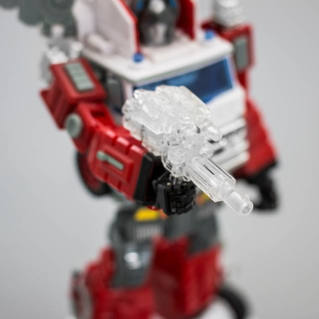 Mastermind Creations - Ocular Max - PS-08 - Kojin - w/ Clear Nightbeam