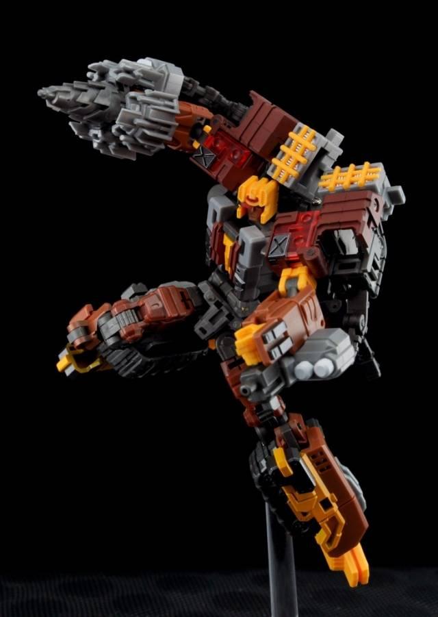 Make Toys Quantron - MTCM-03E - Sonicdrill - MIB