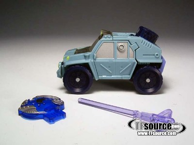 Cybertron - Deluxe Brushguard - Loose - 100% Complete