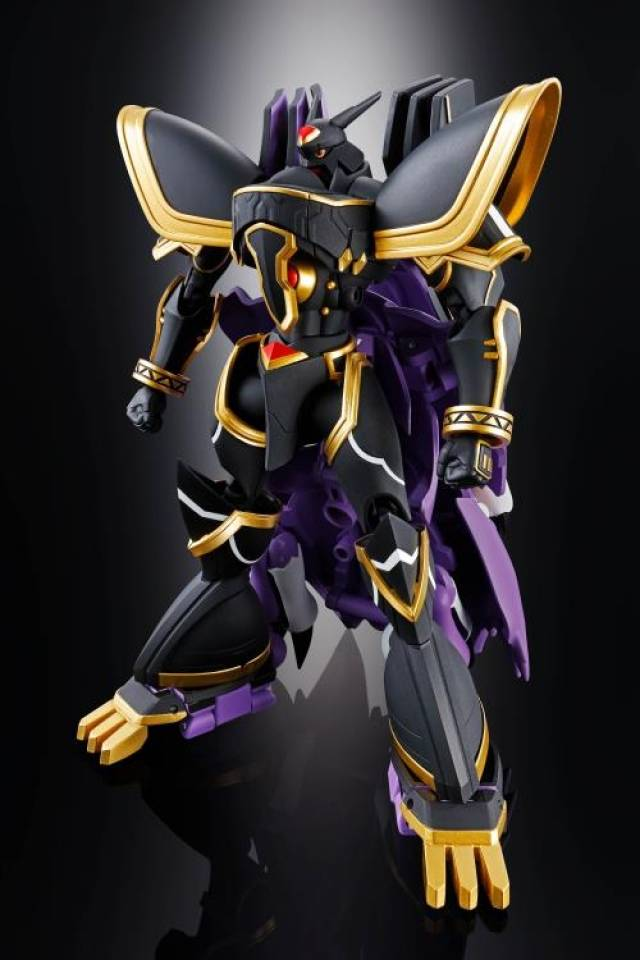 Digimon - Digivolving Spirits 05 - Alphamon