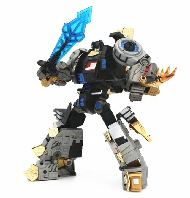 Fansproject - Lost Exo Realm - Ler-07D Pinchar - Black Limited Edition