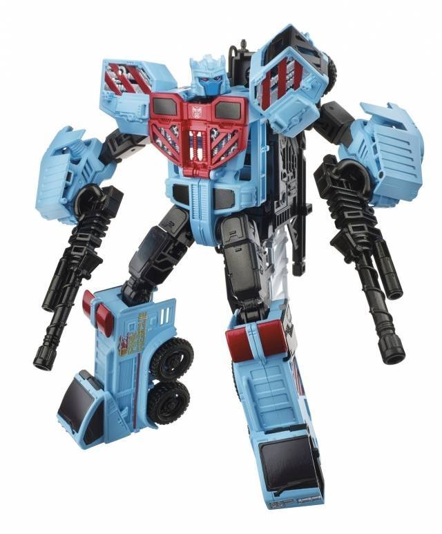 Combiner Wars 2015 - Voyager Hot Spot - MIB
