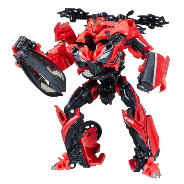 Transformers Studio Series 02 - Movie 3 - Deluxe Class Stinger