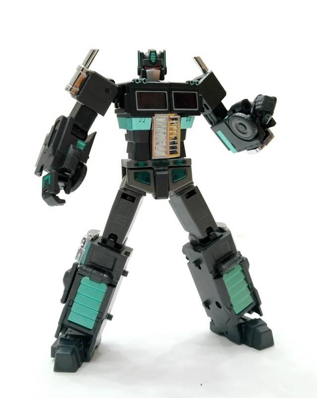 X2 Toys - XT012 - Dark Raiden