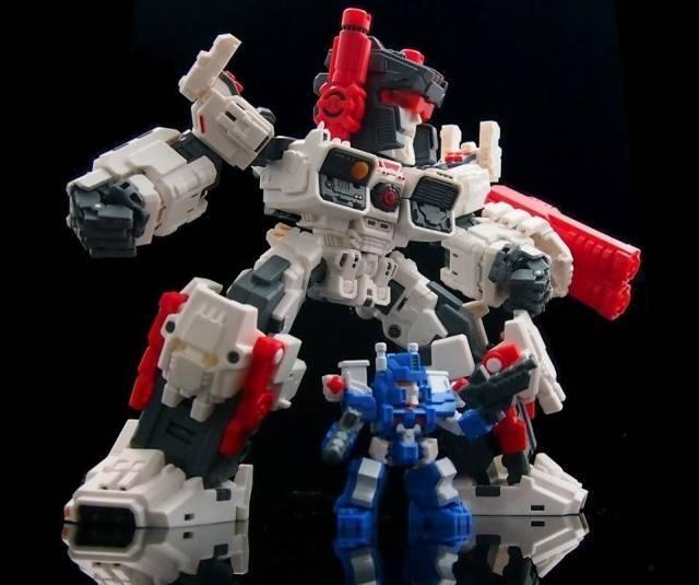 Master Made - SDT-01 - Titan - MIB