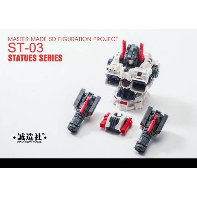 Master Made - ST-03 Titan - Bust Add-on - MIB