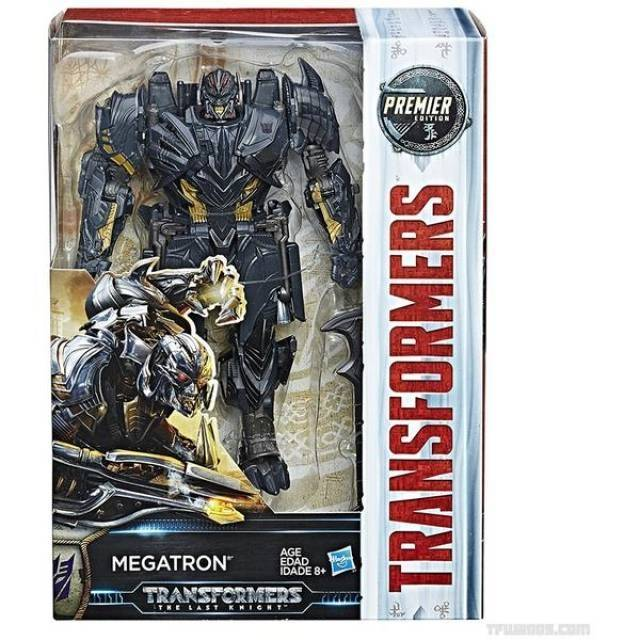 Transformers The Last Knight - Voyager Megatron - MIB