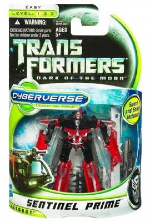 DOTM - Cyberverse - Sentinel Prime - MOSC