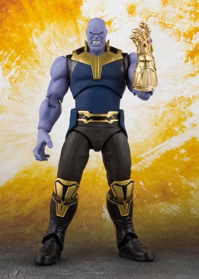 S.H.Figuarts - Avengers - Infinity War - Thanos