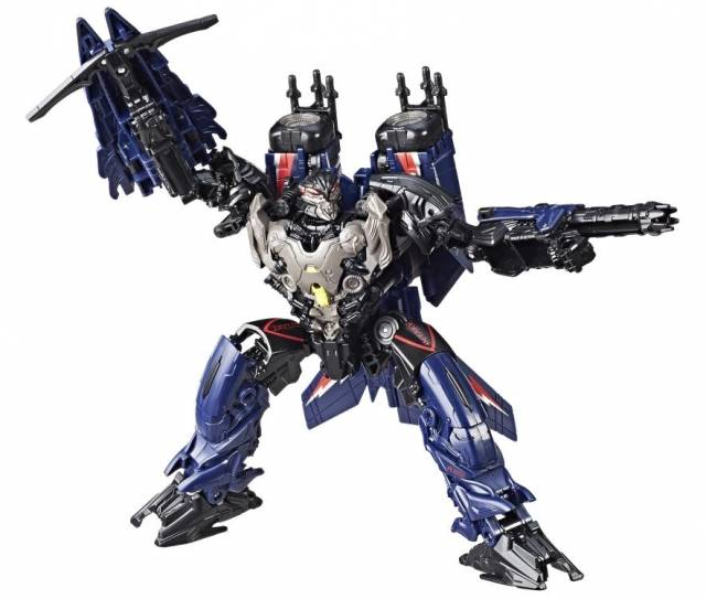 Transformers Studio Series - Voyager Wave - Thundercracker - Toys R Us Exclusive