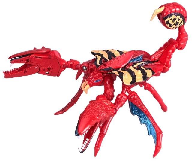 Mutant Beast Wars - Poison Bite - MOC