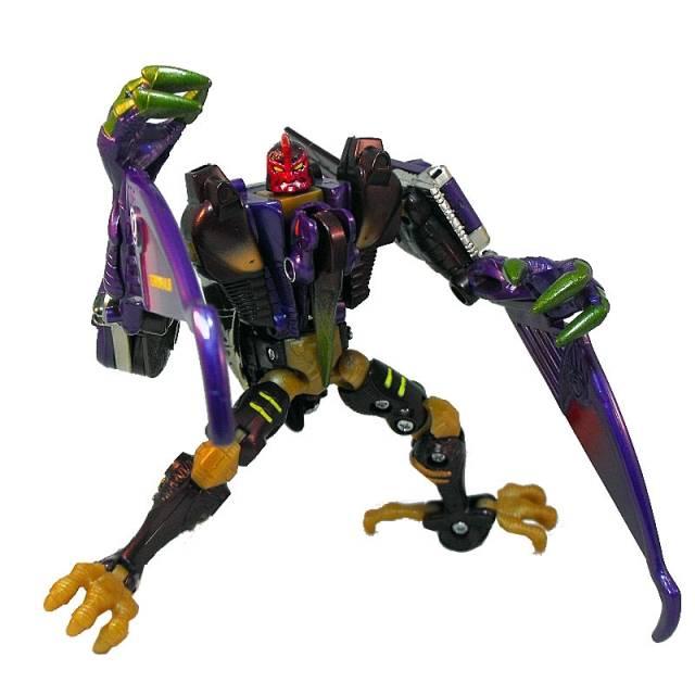 Beast Wars - Transmetal Terrorsaur - MOC