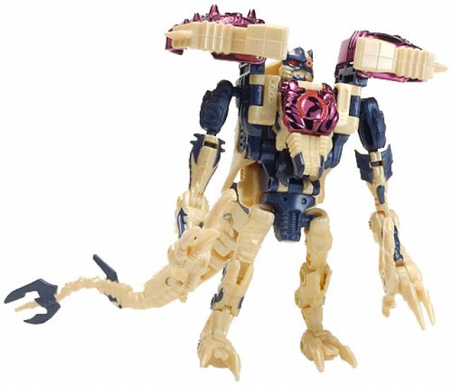 Beast Wars - Transmetals 2 - Dinobot - MOC