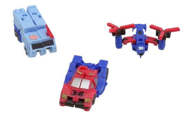Armada - Emergency Recolor Mini-Con Team - MOC