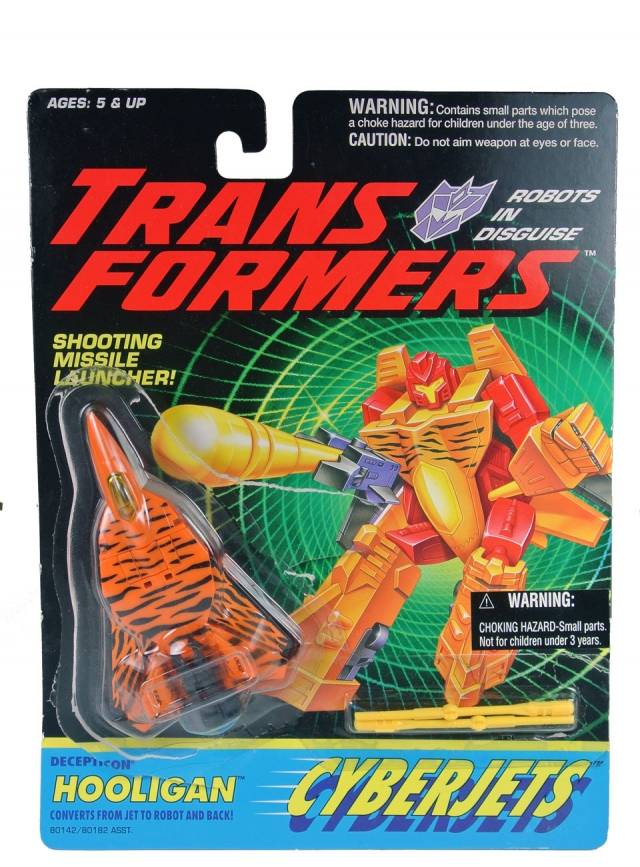 Transformers G2 - Hooligan - MOC