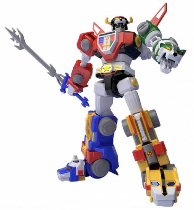 Voltron: Defender of the Universe - Super Mini Pla