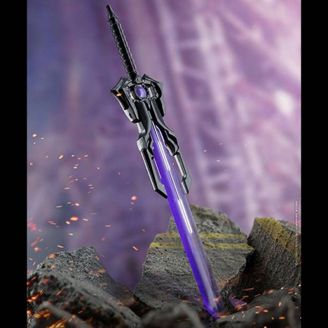 DR. Wu - DW-P35 - Recast - Purple Sword