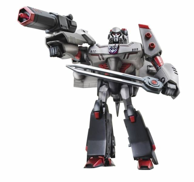 Transformers Animated - Leader Class Megatron - MIB