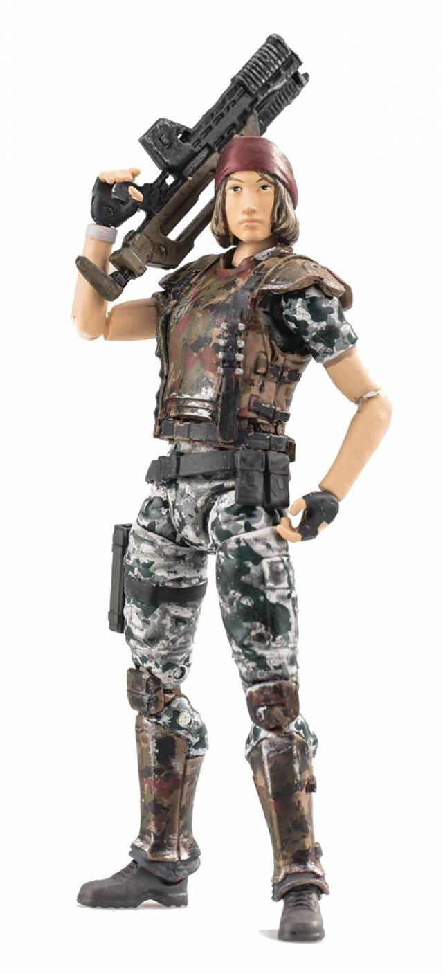 Aliens - Colonial Marines 1:18 Scale - Jennifer Redding Action Figure