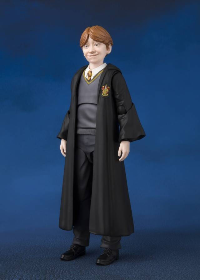 S.H.Figuarts - Harry Potter and the Sorcerer's Stone - Ron Weasley
