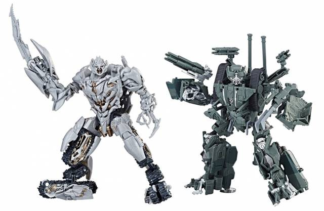 Transformers Studio Series - Voyager Wave 2 - Set of 2