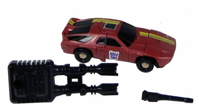 Transformers G1 - Deadend - Loose - 100% Complete