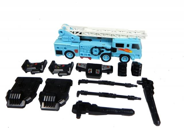 Transformers G1 - Protectobot Hot Spot - Loose 100% Complete