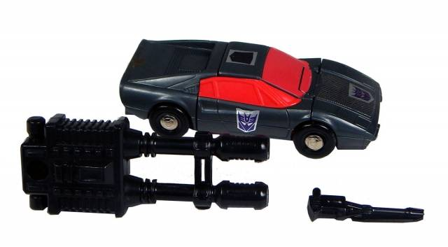 Transformers G1 - Wildrider - Loose 100% Complete