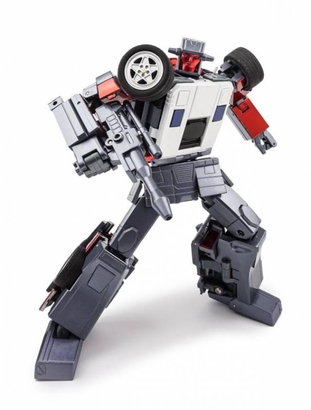X-Transbots - Monolith Combiner - MX-XIV Flipout