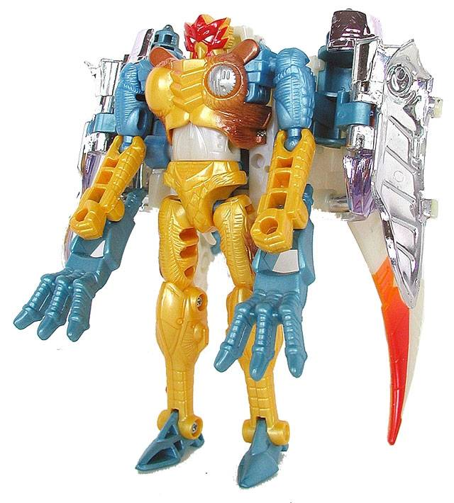 Beast Wars - Deluxe Transmetals - Airazor - MOC