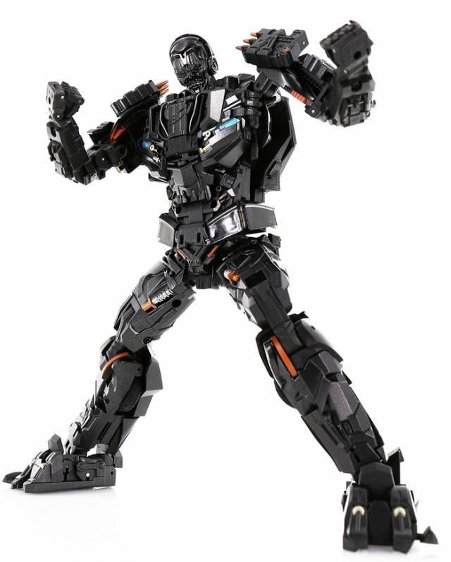 Unique Toys - UT - R-01 - Peru Kill - MIB